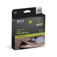 NEW RIO INTOUCH IN TOUCH PIKE MUSKY WF10F/I 10WT INTERMEDIATE SINK TIP FLY LINE