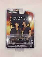 Greenlight Hollywood 1967 Ford Mustang Supernatural Join The Hunt 1:64 Diecast