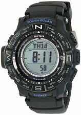 CASIO Pro Trek PRW-3510Y-1 PRW3510Y-1 Outdoor Triple Sensor, Solar Power Watch