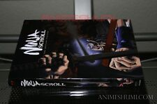 Ninja Scroll Movie + Slip Cover Anime Blu-ray R1 Sentai Filmworks