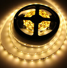 5M 5630LED strip light WarmWhite Non-Waterproof 12V 60LED/m christmas decoration