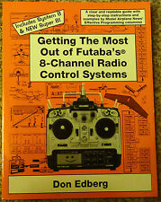 FUTABA GREAT SUPER 8 8U 8UAP FF8 HELP BOOK ONLY $6.99 INCLUDES FREE US DELIVERY!