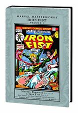 MARVEL MASTERWORKS IRON FIST VOL #1 HARDCOVER Marvel Premiere #15-25 Comics HC