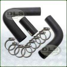 LAND ROVER SERIES 2a/3 4CYL - Radiator Cooling Hose Set with Clips (DA1336)