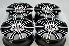 17 Wheels Rims Civic Eclipse BRZ FRS Impreza Elantra Optima Accord 5x100 5x114.3