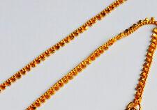 ANKLETS TRADITIONAL UNIQUE INDIAN GOLD-PLATED ANKLET BRACELET PAYAL   U104