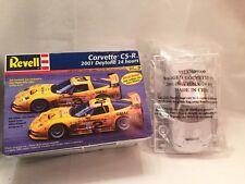 REVELL Dale Earnhardt 1:25 Model Car Kit Corvette C5-R 2001 DAYTONA BRAND NEW