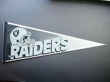 LOS ANGELES L.A. RAIDERS NFL FOOTBALL PENNANT NICE!!