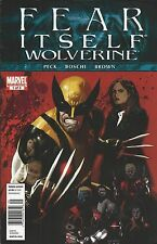 Marvel Fear Itself Wolverine comic issue 1