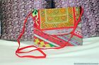 VINTAGE GYPSY BANJARA LARGE CLUTCH w. SLING RETAILS FOR $390- MANY CHOICES