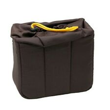 HORUSBENNU HD-211218 (Coffee) Camera Lens Insert Partition Padded Bag Case
