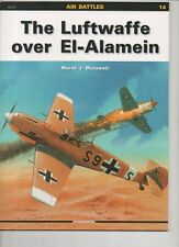 The Luftwaffe over El-Alamein  - Kagero Air Battles - English!!!