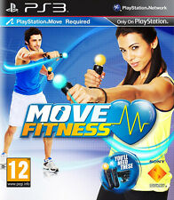 Move Fitness ~ PS3 Move Game (in Great Condition)