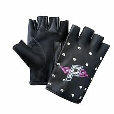 WWE Paige Metal Studded Replica Gloves NEU Handschuhe Diva