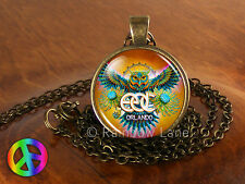 EDC Electric Daisy Carnival Music Orlando Las Vegas Necklace Pendant Jewelry