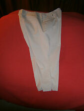 L@@K NWT Avenue 16 Khaki  Button Zip Close Leg Vents Pockets Nice Style & Color