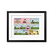 "PEANUTS featuring ""Good ol' Charlie Brown"" Everything Has a Reason Poster Print"