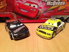 Disney Pixar Cars Diecast - Leak Less & Nitroade -Loose Piston Cup Racers Lot #E