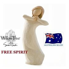 Willow Tree FREE SPIRIT Figurine By Susan Lordi By Demdaco BRAND NEW IN BOX