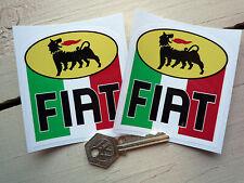 FIAT AGIP style stickers Punto Panda Stilo Barchetta