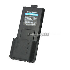 7.4V 3600mAH Li-ion Battery For BAOFENG UV-5R UV5R Double Capacity New Arrival