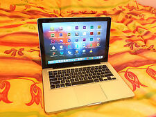 "Newest Macbook Pro 13"" with DVD/CD Drive i5 3.1GHz *NEW* 8GB RAM 1TB SSHD"