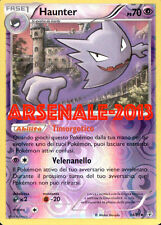 POKEMON - HAUNTER - NON COMUNE REVERSE 34/83 (GENERATIONS) NUOVA MINT
