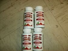 4 Raspberry Slim Powered with Raspberry Ketone 240 Tablets LOOSE WEIGHT FAST !!