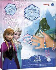 Calendrier de l'Avent La Reine des Neiges - Disney - Mes Parures de Noël