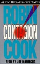 Contagion by Robin Cook (1996, 4 Cassette Tapes, Abridged,...