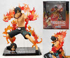 One Piece POP ZERO PORTGAS D ACE Battle Ver. 5