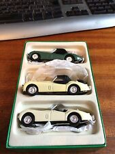 Corgi 97705 Jaguar 1953 RAC Rally Set - Boxed