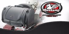 Mustang Sissy Bar Luggage Bag fit any Motorcycle with Universal Luggage Rack