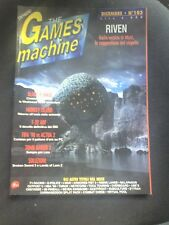 THE GAMES MACHINE 103 Dicembre 1997 BLADE RUNNER MONEKY ISLAND RIVEN TOMB RAIDER