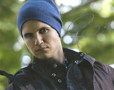 ROBBIE AMELL 'THE TOMORROW PEOPLE' STEPHEN JAMESON SIGNED 8X10 PICTURE *COA 3