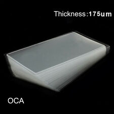 10 X OCA LCD Screen Glass Panel Optically Clear Adhesive Glue For iPhone 4 4S