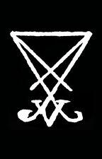 Framed Print - Sigil of Lucifer (Picture Poster Supernatural Satanic Demon Art)