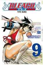 "manga Bleach Tome 9 Tite KUBO Neuf Glenat ""14 Days For Conspiracy"" Soul Society"