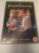 The Shawshank Redemption (DVD, 2003) tim robbins, morgan freeman, uk dvd
