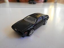 Hotwheels GMC Delorean in Black