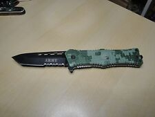 Tiger-USA Army folding pocket knife
