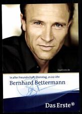 Bernhard Bettermann in tutta amicizia AUTOGRAFO MAPPA ORIGINALE # BC 33910