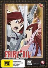 Fairy Tail Collection 8 (S2 Ep 85-96) NEW R4 DVD