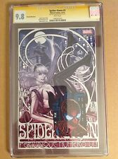CGC SS 9.8 Spider-Gwen #1 Fade Variant Cover Spider-Man sketch Mark Brooks