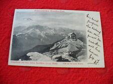ORIGINAL AK Postkarte 1904 Österreichischer Touristen-Club STATZERHAUS m.Stempel