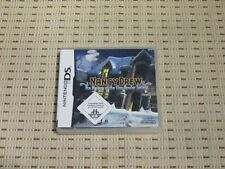 Nancy drew the Mystery of the Clue Bender society pour Nintendo DS, DS Lite, DSi
