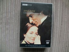 JANE EYRE (BBC DVD) THE ORIGINAL 1983 ADAPTATION *2 DISC SET*  99p!!!!!!!!!