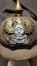 WWI Reproduction Enlisted men's Braunschweig State(IR92)Pickelhaube Helmet Plate