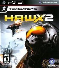 Tom Clancy's H.A.W.X. 2 / HAWX 2 PS3 Flight Air Combat / Dog Fighting Game