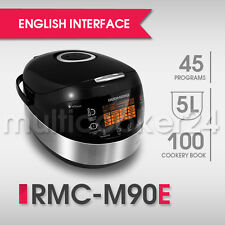 Redmond RMC-M90E Multicooker Multikocher Slow Cooker 5 L 45 programs ENGLISH